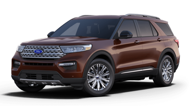 2020 Ford Explorer Limited 4x2 SUV
